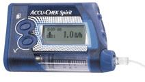 pompa insulinowa Accu-Chek Spirit