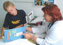 PEN - Uczeń musi mierzyć poziom cukru we krwi