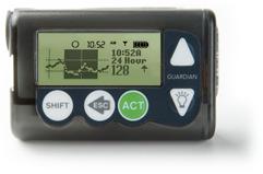 CGMS-Continuous Glucose Monitoring-system ciągłego monitorowania glikemii Medtronic Minimed Guardian