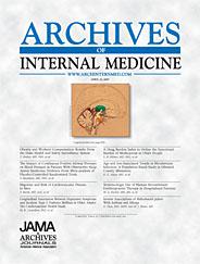 Archives of Internal Medicine pisze, że depresja u starszych osób prowadzi do cukrzycy