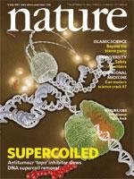 okładka Nature pisma dla cukrzyków