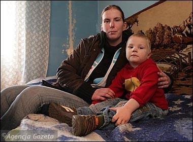 Mały Krystian uratował mame chorą na cukrzycę