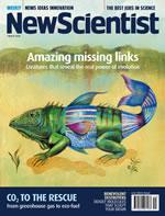Okładka New Scientist